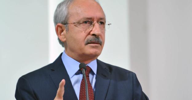 Kılıçdaroğlu: Cadı avının birinci ayağı medya