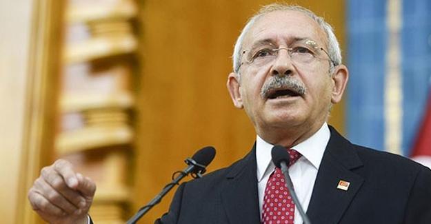 Kılıçdaroğlu: KHK'leri, Anayasa Mahkemesi'ne taşıyacağız