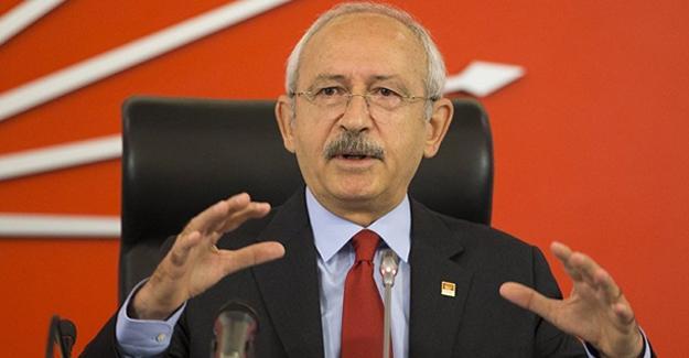 Kılıçdaroğlu'ndan Erdoğan'a: Diğerleri senin gibi şuursuz mu?
