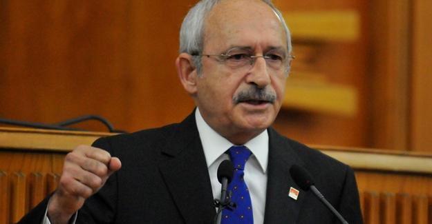 Kılıçdaroğlu'ndan adli yıl açılış törenine tepki: Yüz karası toplantı