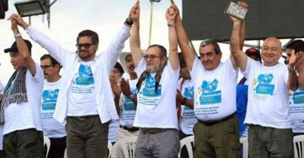 Kolombiya'da FARC-EP 10. Ulusal Konferansını tamamladı
