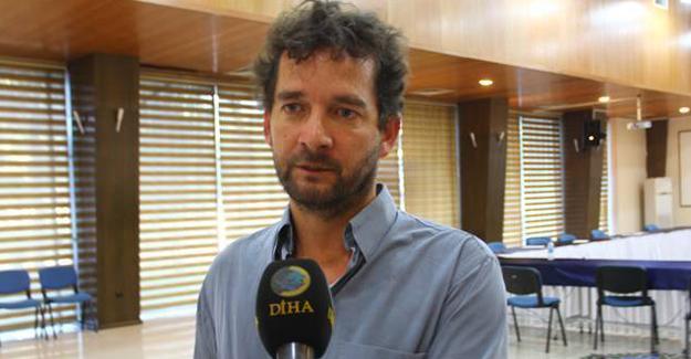Kolombiya İnsan Hakları Sözcüsü: Savaşla daha iyi şeyler yapamayız