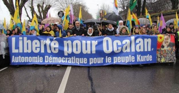Kürtler, 'Öcalan'a özgürlük' için Strasbourg'ta buluşacak