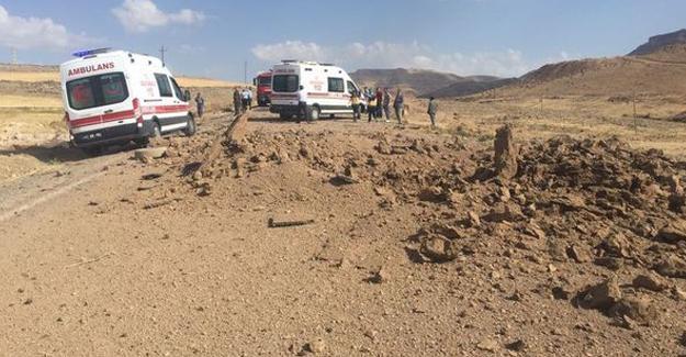 Mardin'deki saldırıda yaşamını yitirenlerin sayısı 5'e yükseldi