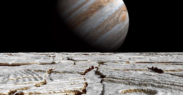 NASA'dan 'Jüpiter' açıklaması: Muhtemel su buharlarına rastlandı