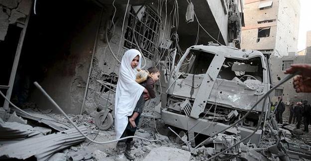 Nobel Barış Ödülü'nün Suriyeli örgüte verilmesi için kampanya