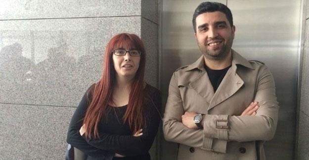 155 gün sonra ÖHD'li avukatlar Ramazan Demir ve Ayşe Acinikli serbest