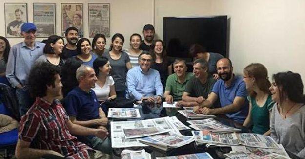 Özgür Gündem'in 9 Nöbetçi Yayın Yönetmeni ifadeye çağrıldı