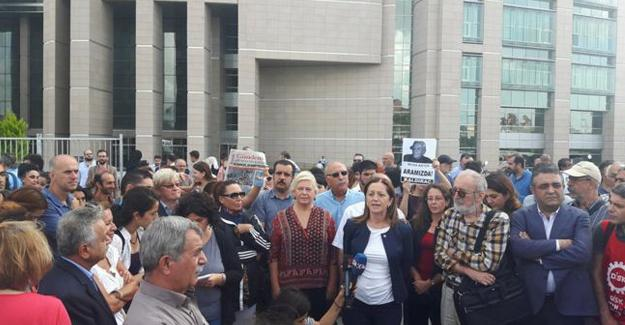 'Özgür Gündem ile dayanışma' davası 15 Aralık'a ertelendi