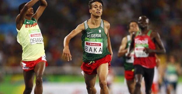 Paralimpik atletler Olimpiyat derecesini geçti