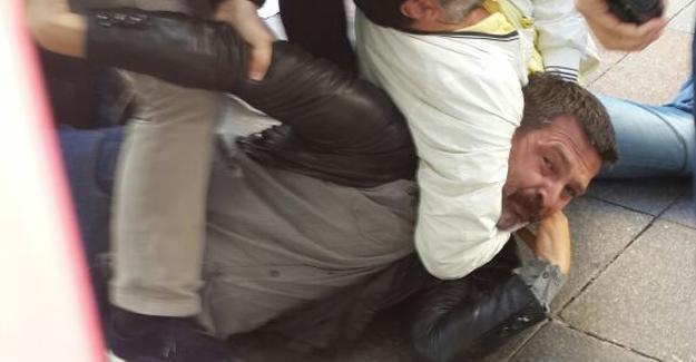 Polis, Haziran Hareketi üyelerine saldırdı: Gözaltılar var