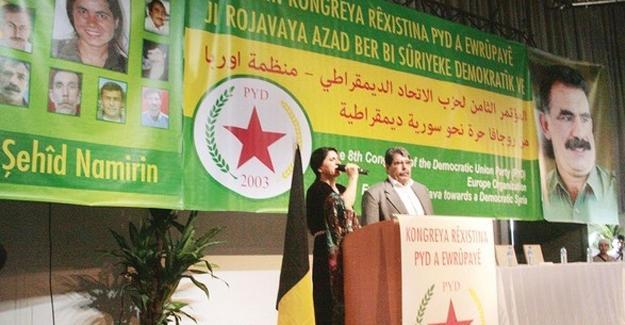PYD Avrupa kongresinde raporlar açıklandı