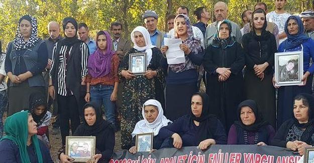 Roboski aileleri Öcalan'la görüşme talebine destek verdi