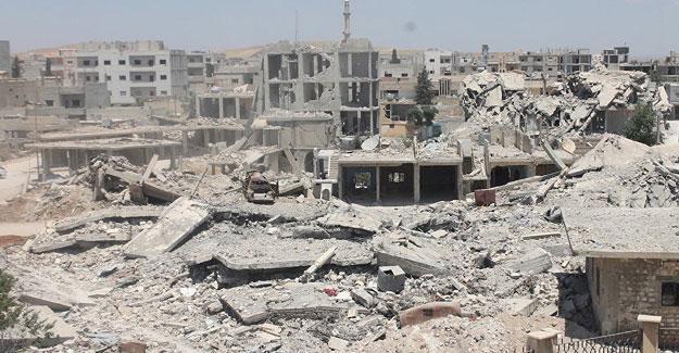 Rusya: Suriye ordusu ve muhalifler Kastillo yolundan çekilmeyi kabul etti