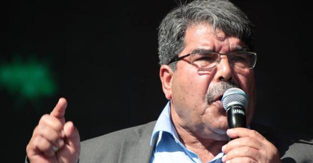 Salih Müslim: Ortadoğu'da tarih Kürtlerin eliyle yazılıyor