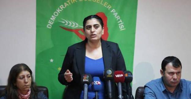 Sebahat Tuncel'den Barzani'ye çağrı