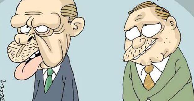 Sefer Selvi Erdoğan'ı çizdi: Belediyelerde kayyım, okullarda kıyım olsun!