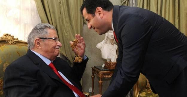 Selahattin Demirtaş, Celal Talabani ile görüştü