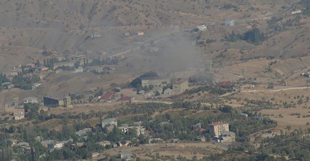 Şemdinli'de saldırı; Kars'ta çatışma