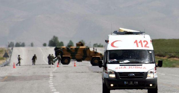 Siirt'te çatışma: 1 uzman çavuş yaşamını yitirdi