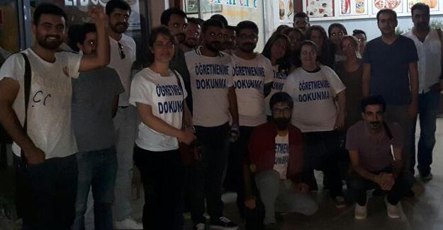 Silvan'da gözaltına alınan öğretmenler serbest