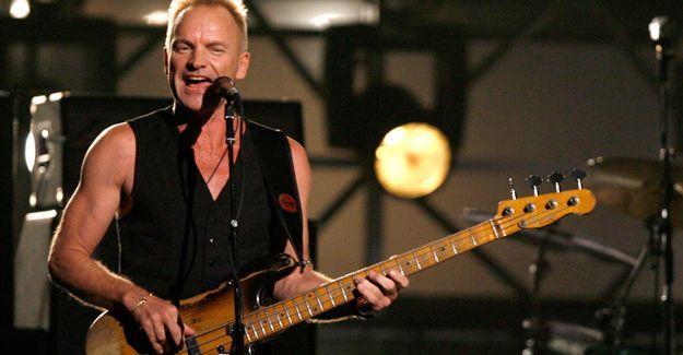 Sting yeni albümle geri dönüyor
