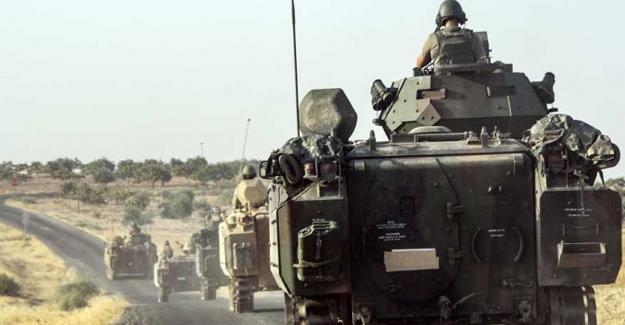IŞİD Türk tanklarını vurdu
