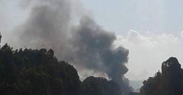 Suriye'nin Tartus kentinde çifte patlama