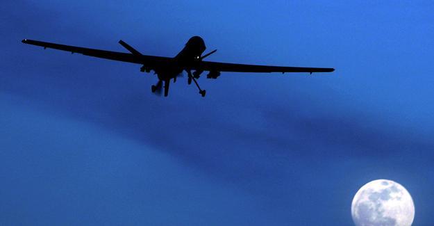 Suriye Ordusu, ABD'ye ait İHA düşürdü