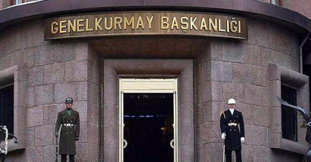 TSK'den 820 personel daha ihraç edildi