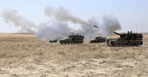 TSK'dan Suriye operasyonu açıklaması