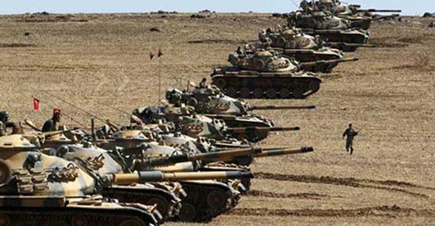 TSK'den Suriye açıklaması