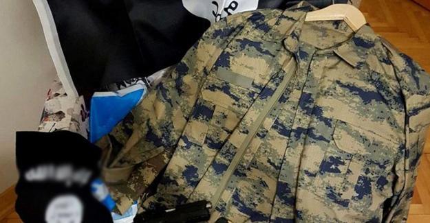 'Urfa'da 2 kişi canlı bomba yelekleriyle yakalandı'