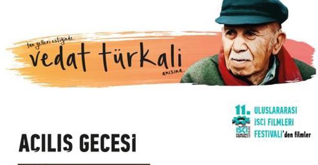 Vedat Türkali anısına işçi filmleri