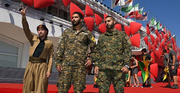 Venedik Film Festivali'nde 3 YPG'li