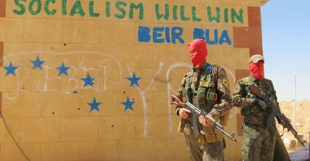 YPG'nin Batılı sosyalist savaşçıları: Rojava'da faşizme karşı mücadele ediyoruz