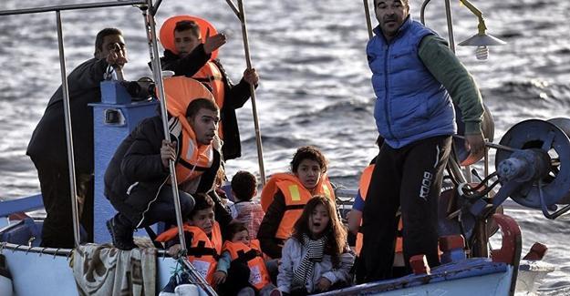 Yunanistan'da sığınmacı sayısı 60 bini geçti