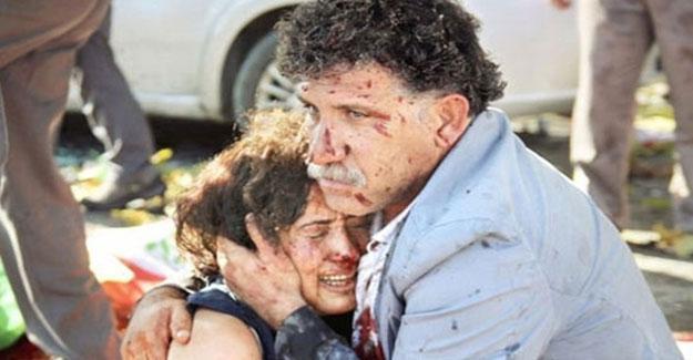 10 Ekim katliamında yaralanan İzzetin Çevik: Üç kadınla gidip, yarım kadınla döndüm