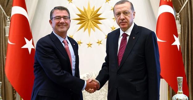 ABD Savunma Bakanı Carter: Türkiye operasyonda olmalı