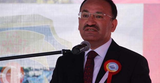 Adalet Bakanı: Fiili başkanlık durumu var
