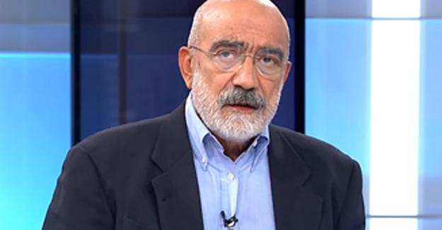 Ahmet Altan'a 'Cumhurbaşkanı'na hakaret'ten 4 yıl 8 ay hapis istemi