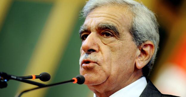 """""""AKP'nin Musul'daki amacı, Kürtlere karşı bir tampon bölge oluşturmaktır"""""""