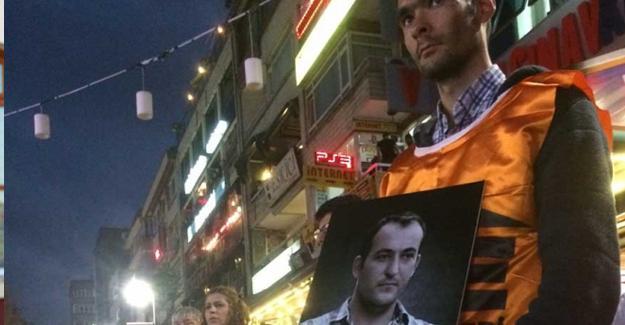 Ankara Katliamı'nda yitirilenler için canlı sergi