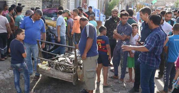Bağdat'ta intihar saldırısı: En az 34 ölü