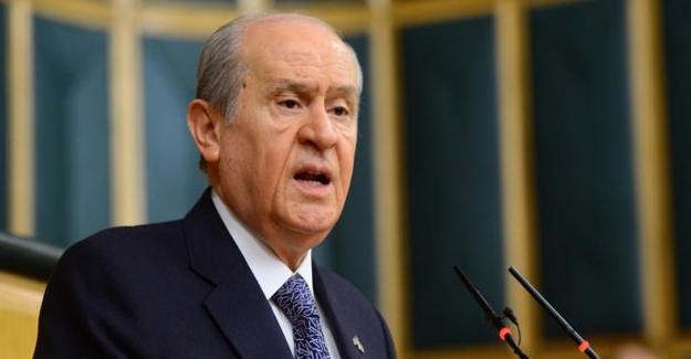 Bahçeli'den AKP'ye: Arkanızda milletin duası, MHP'nin desteği vardır