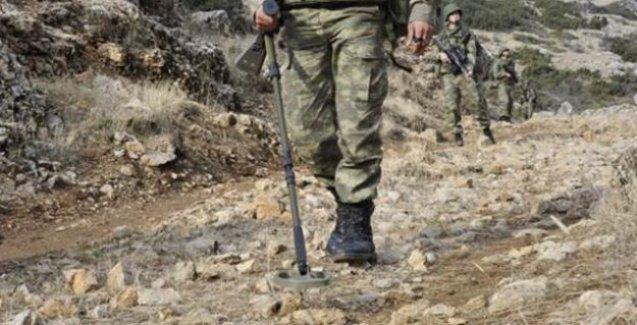 Beytüşşebap'ta mayın patlaması: 1 asker hayatını kaybetti