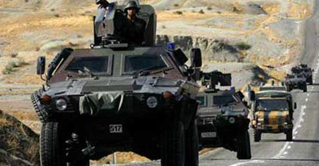 Bingöl'de patlama: 1 asker hayatını kaybetti
