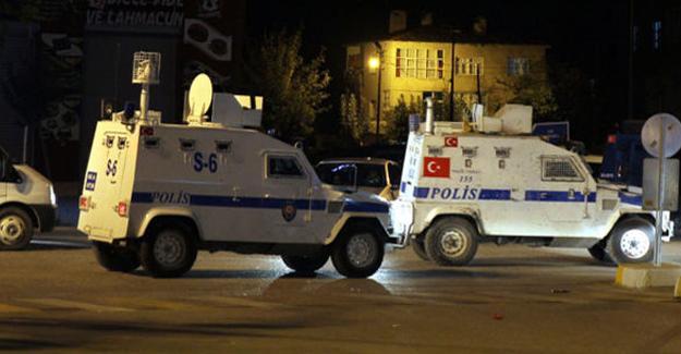 Bitlis'te polis kontrol noktasına saldırı