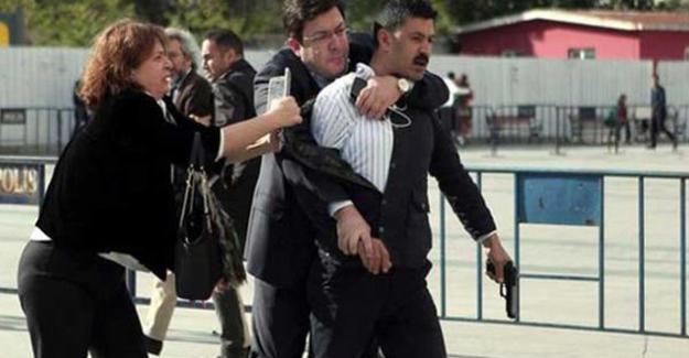 Can Dündar'a silahlı saldırıda bulunan Şahin tahliye edildi