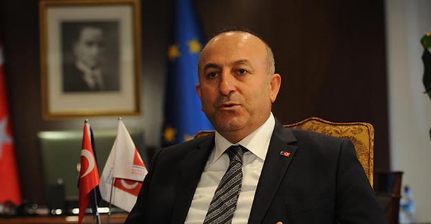 Çavuşoğlu: Bağdat'tan Türkiye'ye heyet gelecek